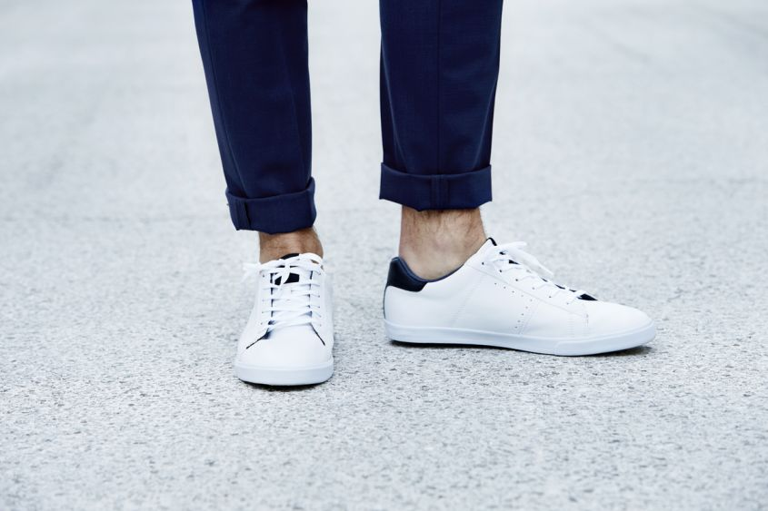 sneakers uomo bianche