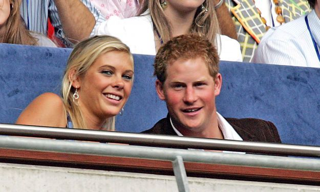Prince Harry and girlfried Chelsy Davy