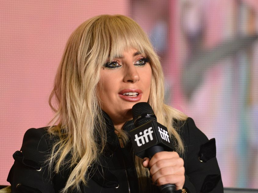 Gaga: Five Foot Two Press Conference 42nd Toronto Film Festival