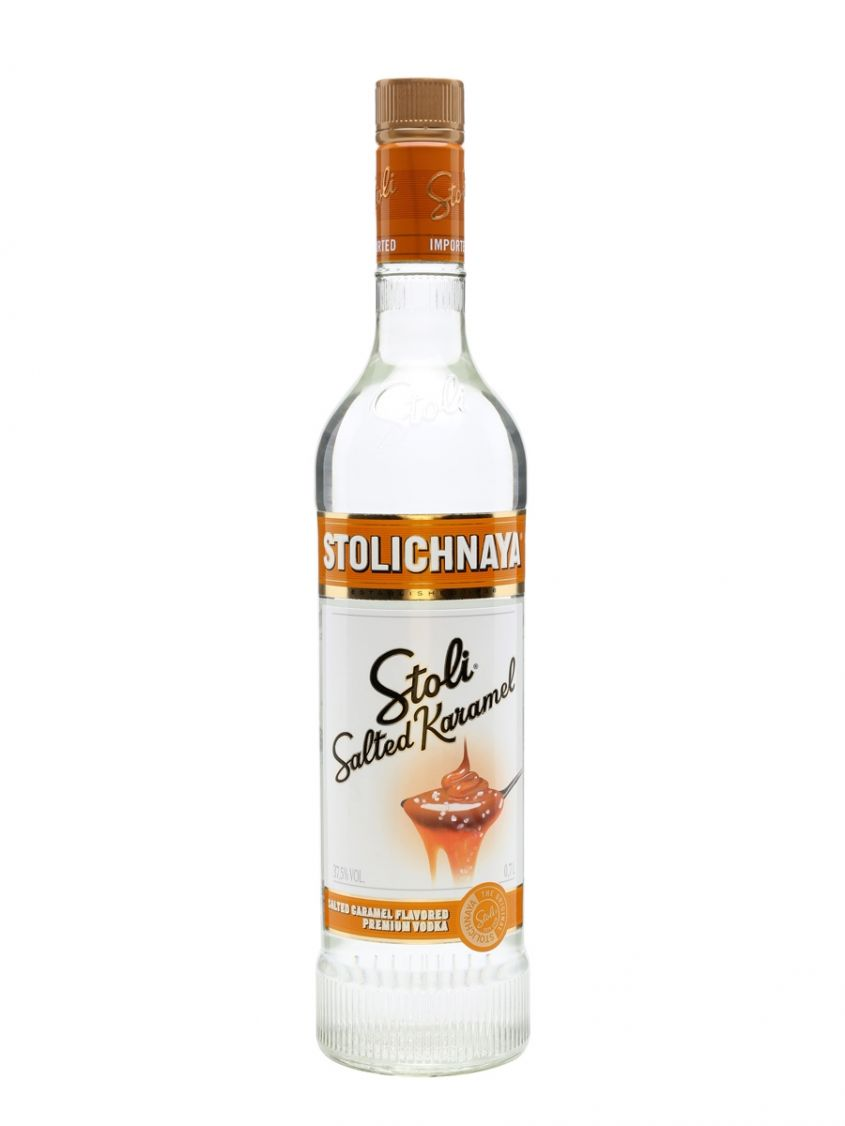vodka caramello salato