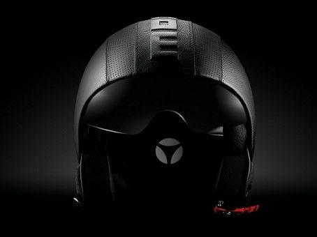 Momodesign Hero: casco rivestito in vera pelle