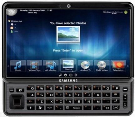 Samsung Gloria Tablet: Galaxy Tab con tastiera Qwerty