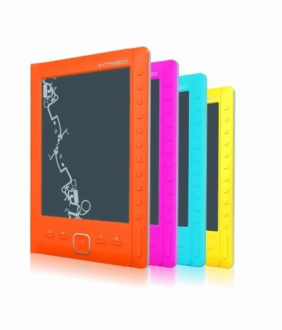 Ebook Reader Intreo: il lettore digitale come regalo Natale