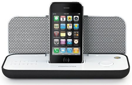 Memorex PurePlay: dock per iPhone per la Festa del Papà