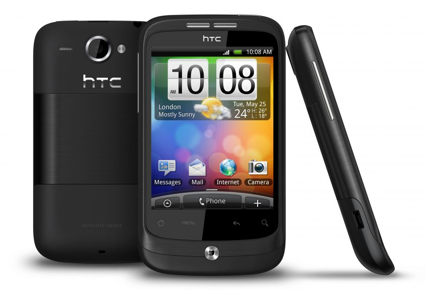 HTC Wildfire: smartphone Android per i social network