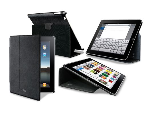 iPad 2: cover Booklet in resistente ecopelle da PURO