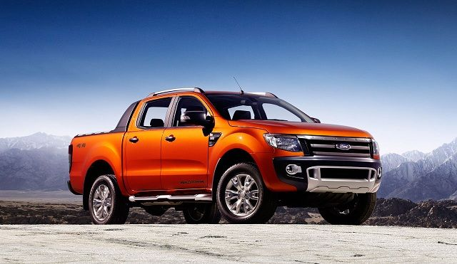 Ford Ranger Wildtrack: pick-up concreto