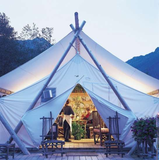 Camping 5 stelle: Glamping in Italia