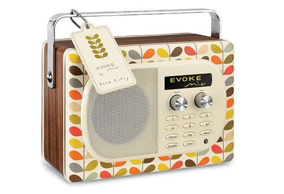 Radio digitale PURE Evoke Mio by Orla Kiely
