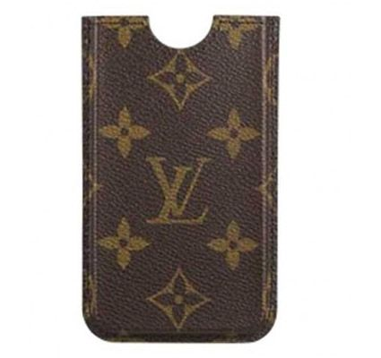 iPhone 4: cover griffata Louis Vuitton