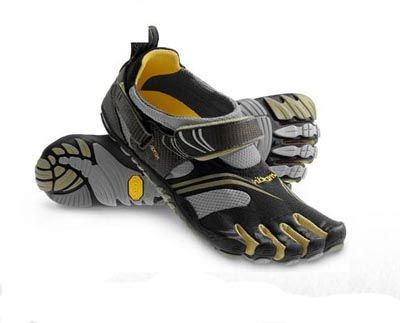 Scarpe uomo Vibram Five Fingers per l'estate 2011