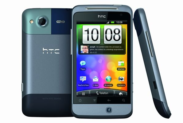 HTC Salsa: smartphone Android dedicato a Facebook