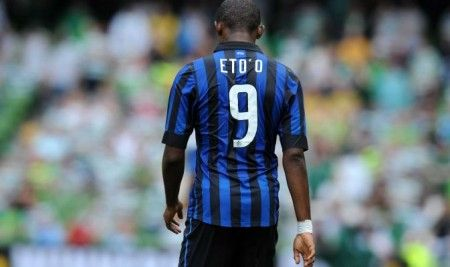 Eto'o: clamoroso ritorno all'Inter?