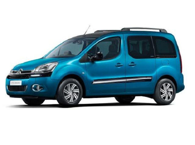 Citroen Berlingo Multispace 2012, multispazio versatile
