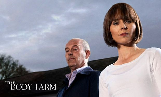 The Body Farm, promo e trama della serie BBC su Fox Crime