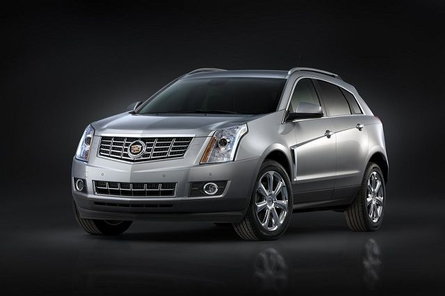 Cadillac SRX Model Year 2013, debutto previsto al Salone di New York 2012