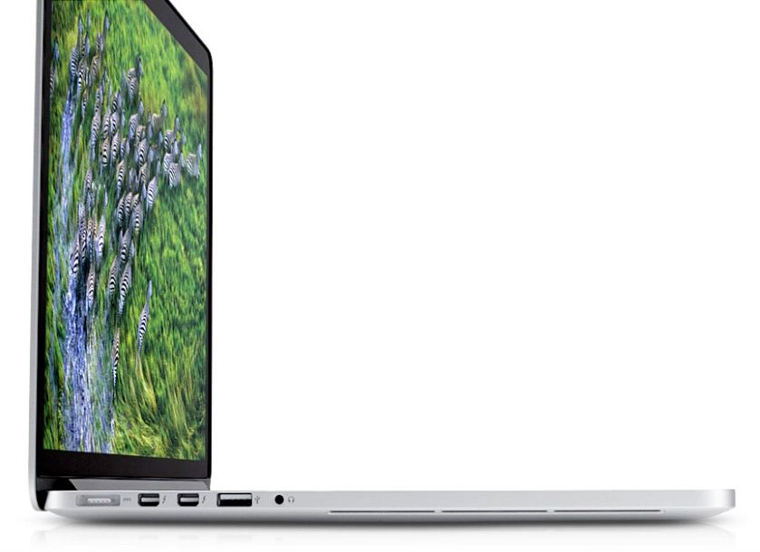 MacBook Pro, Retina Display per il nuovo quad-core di Cupertino