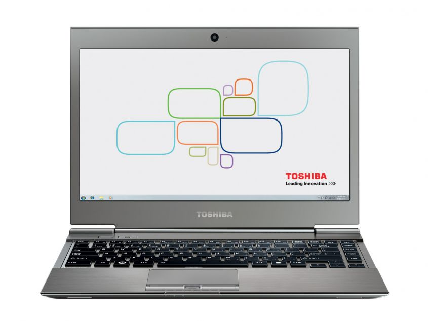 Toshiba Ultrabook Z930, Portégé e Satellite ultraleggeri per lavorare in movimento