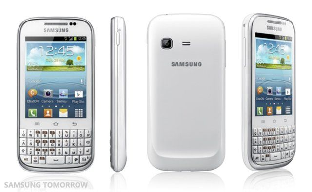 Samsung GT-B5330 Galaxy Chat, caratteristiche dello smartphone entry level