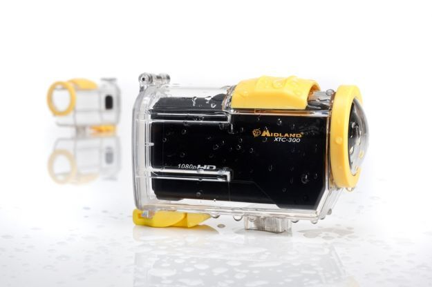Midland XTC300 action camera, waterproof per filmati full hd
