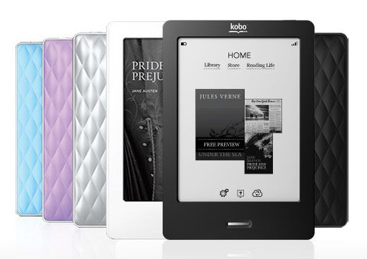 Kobo eReader Touch in Italia, Mondadori introduce il touch reader canadese