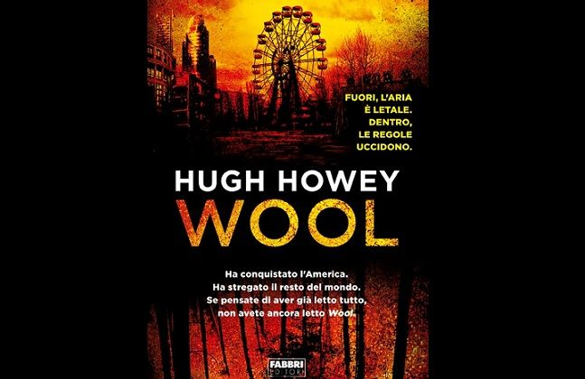 Wool di Hugh Howey: arriva in Italia il caso editoriale del 2013