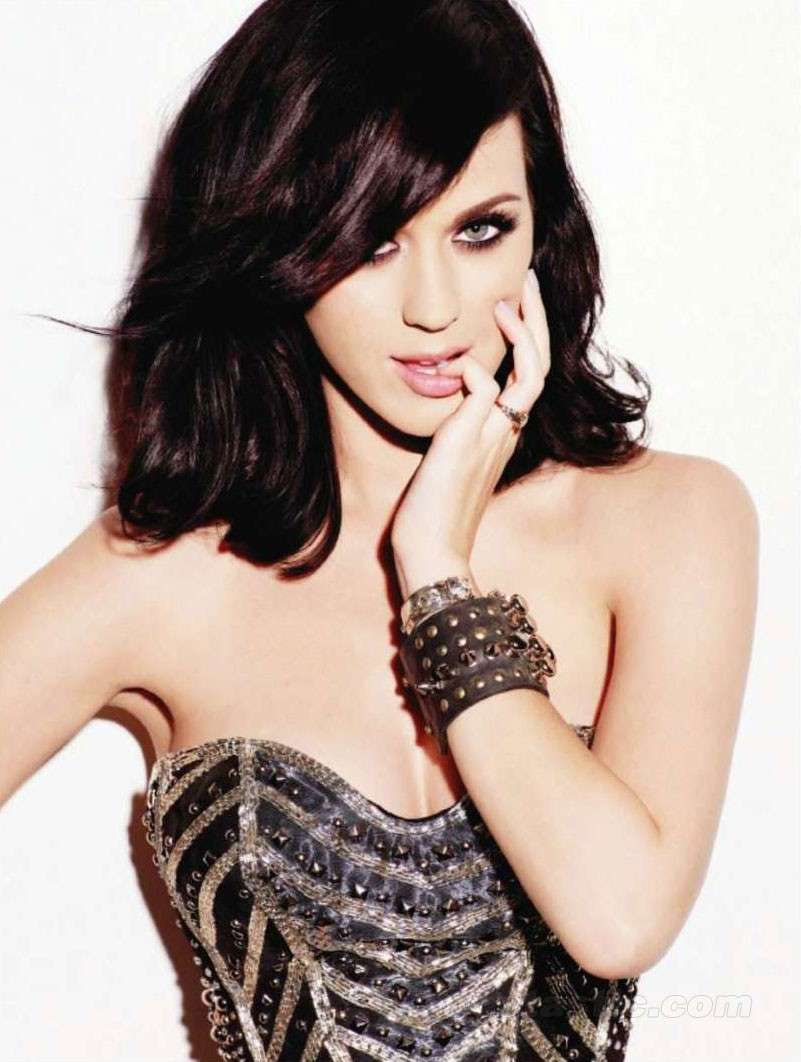 L'ammiccante Katy Perry