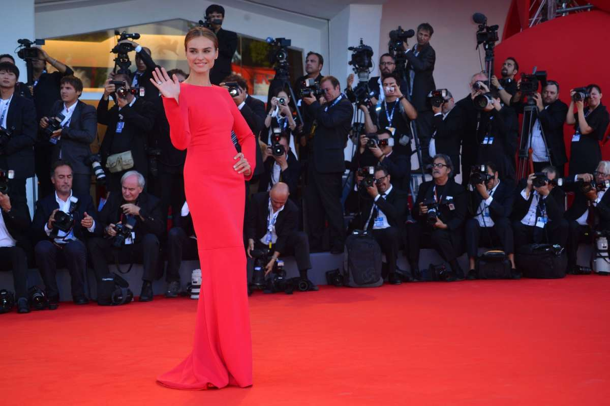 Red carpet alla Mostra di Venezia