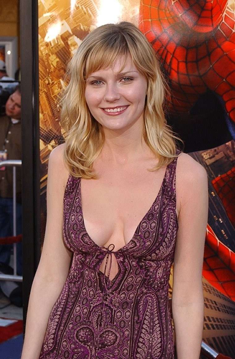 Red carpet hot per Spider-man
