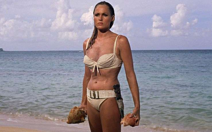 Ursula Andress Bond girl