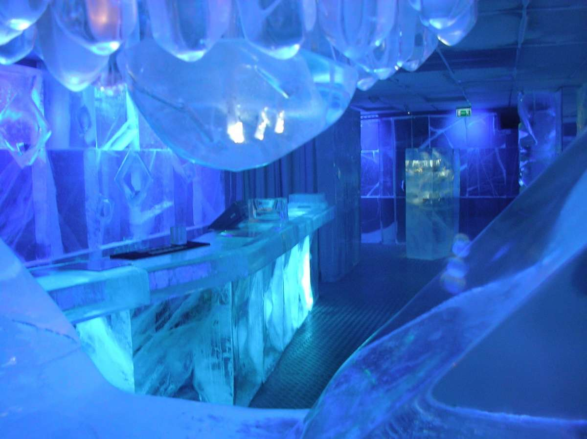 Absolut Ice Bar - Stoccolma