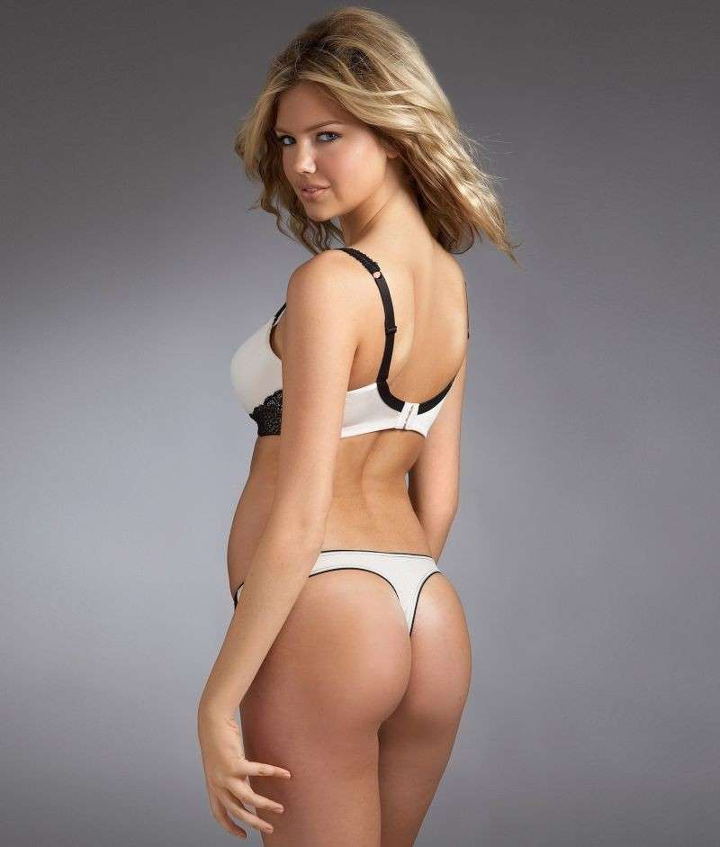 Kate Upton in intimo