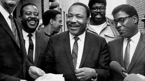 Ultima foto Martin Luther King