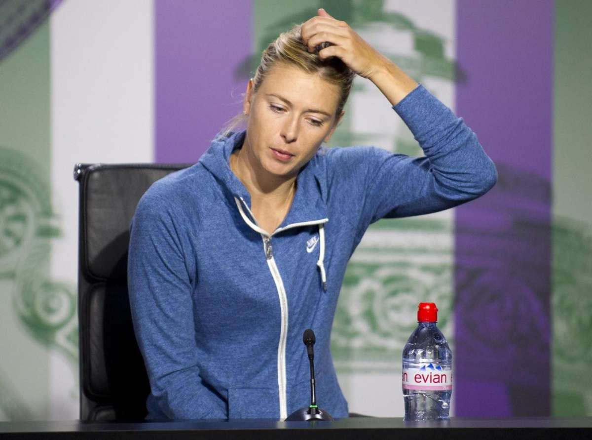 Maria Sharapova intervista