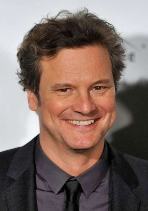 Look Colin Firth
