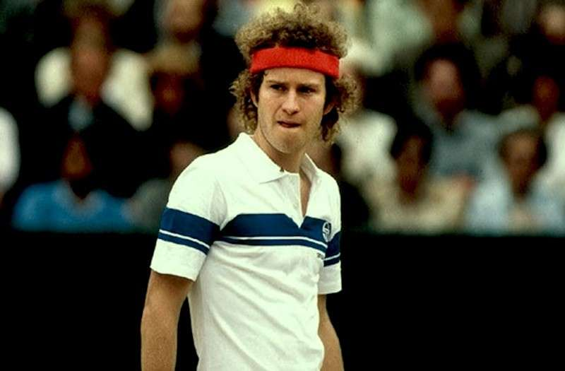 Tennis mood anni 80