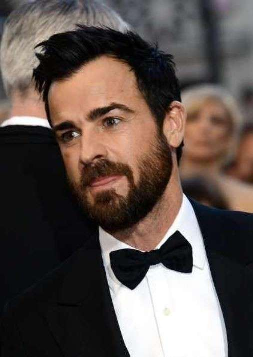 Justin Theroux  capelli