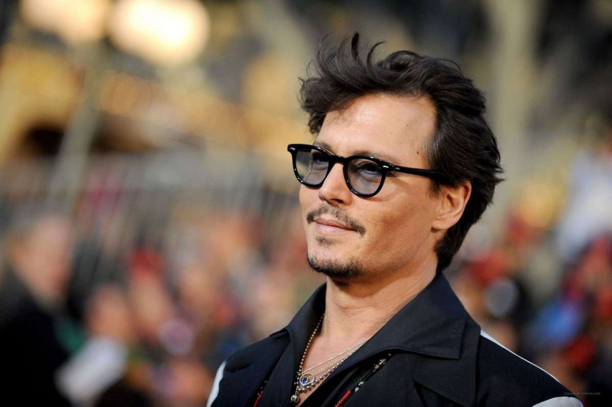 Stempiatura Johnny Depp