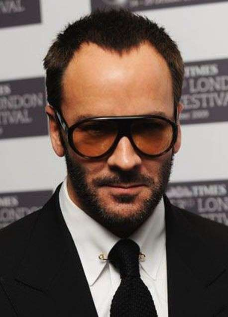Tom Ford hair cut