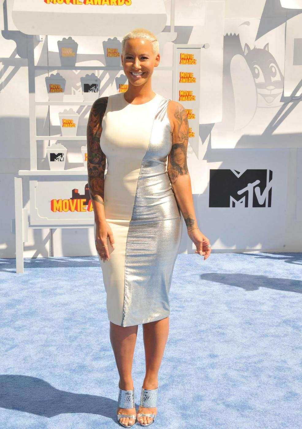 Amber Rose a Los Angeles