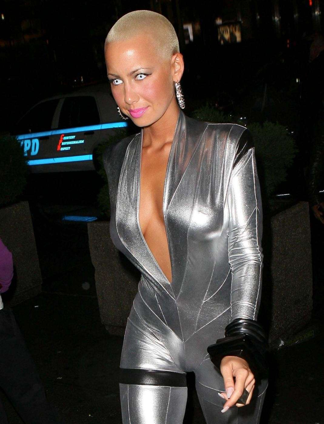 Amber Rose a New York
