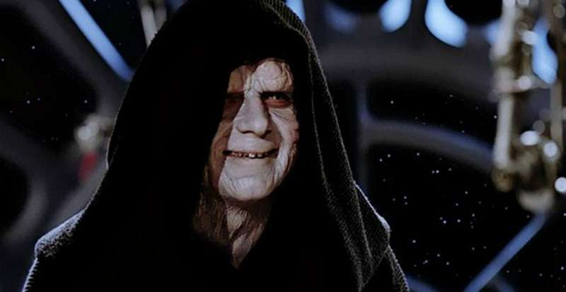 Sheev Palpatine, Darth Sidious