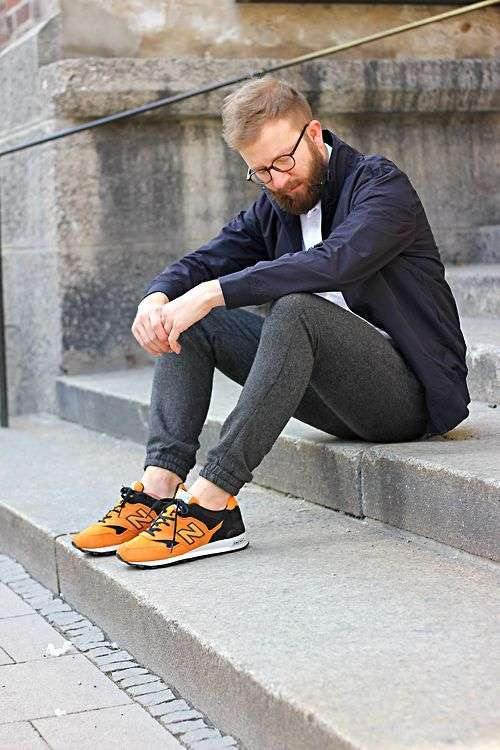 Stile sporty con New Balance