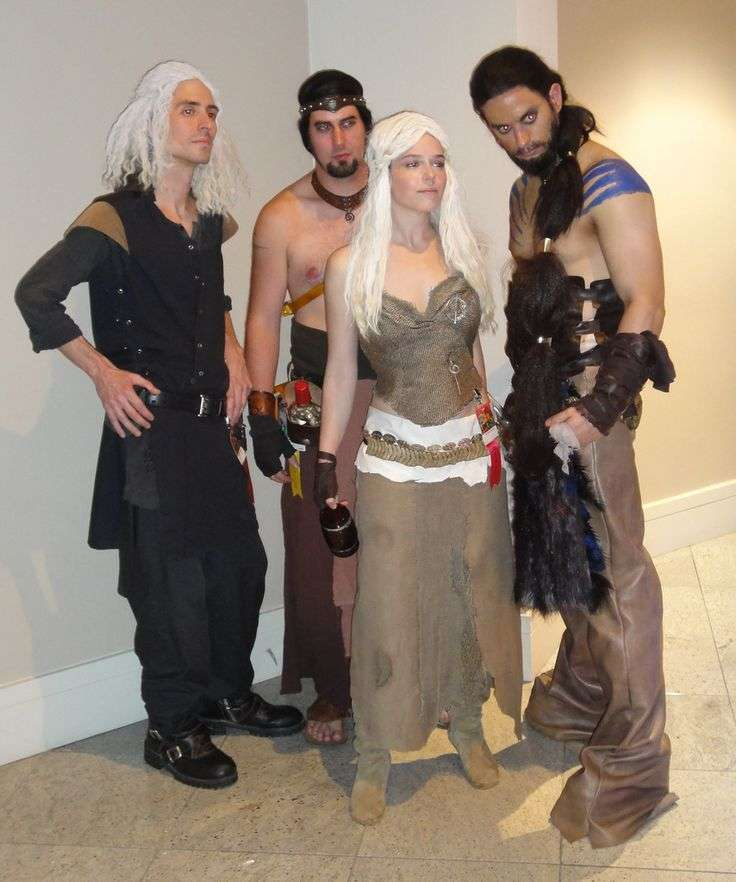 Costumi Halloween ispirati a Game of Thrones