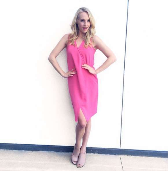 Candice Rene Accola King - The Vampire Diaries