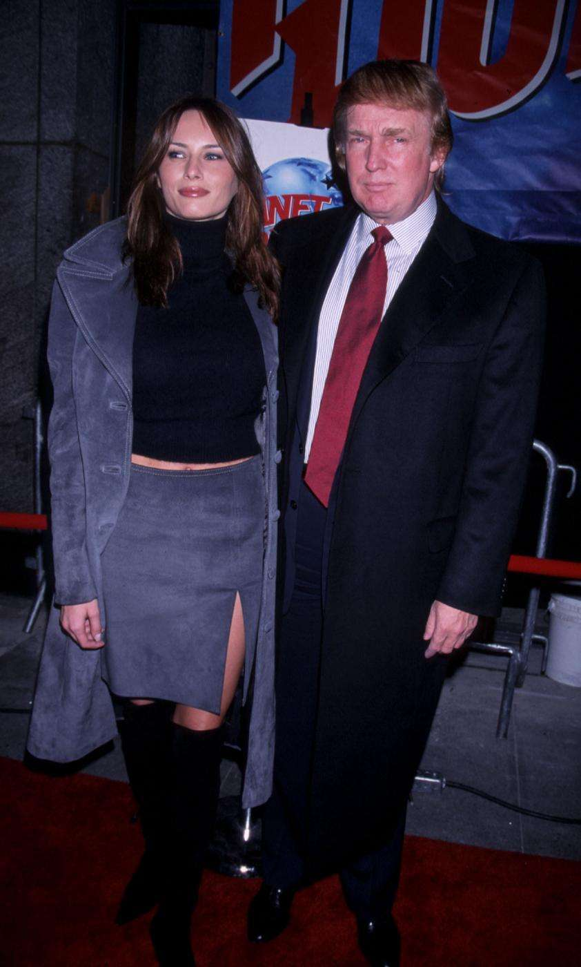 Planet Hollywood Times Square Grand Opening 2000