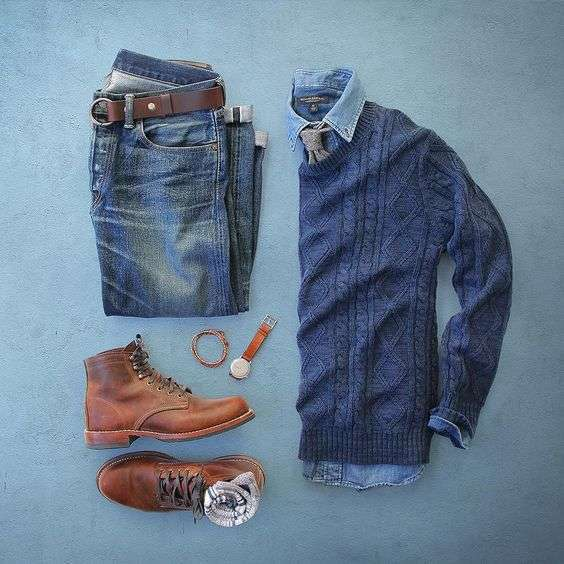 Stile formale con Timberland