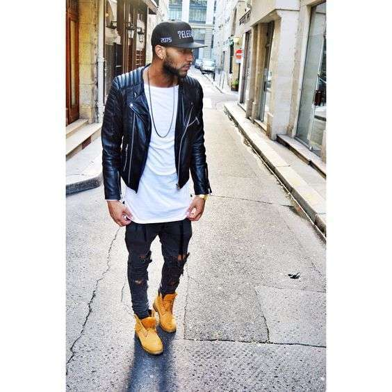 Urban style con Timberland