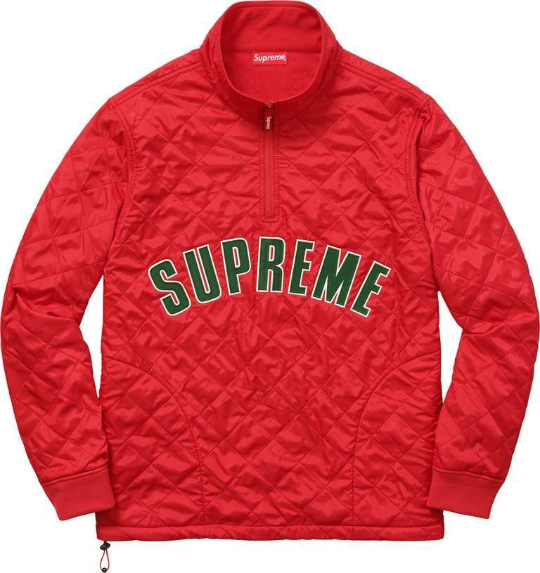 Pullover quilted Supreme