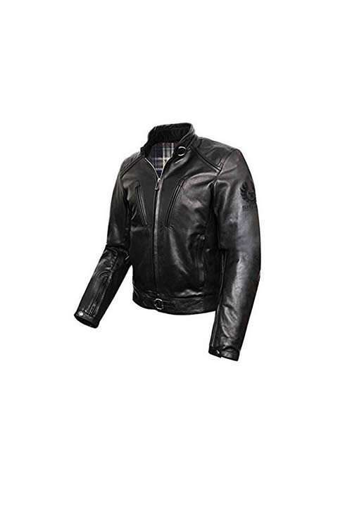 Belstaff giacca pelle uomo